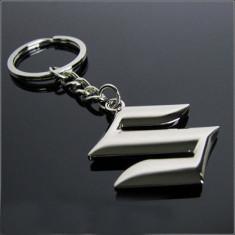 Breloc logo model pentru Suzuki gsxr swift vitara + cutie simpla cadou - Breloc Auto