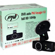 Resigilat - DVR auto PNI Voyager S3 full HD 1080p - Camera video auto
