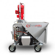 Masina de tencuit - Pompa tencuit Glaap-Brinkmann PLASTERMAN