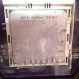 Placa De Baza PCI EXPRESS+Procesor AMD Athlon 64 X 2, 5000+ MHZ, DDR2, Contine procesor