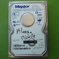 Hard Disk HDD 80GB Maxtor DiamondMax 10 6L080L0 ATA IDE