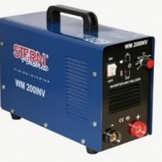 Invertor sudura - Aparat de sudura Stern WM200INVA, 200A