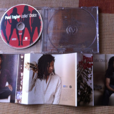 Paul Taylor Ladies Choice Saxophone cd disc muzica jazz smooth soul lounge usa