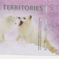 ARTIC TERRITORIES 1 dollar 2012 UNC