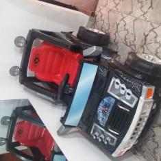 Jeep-an pentru fitzosi frumosi - Masinuta electrica copii