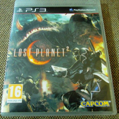 Joc Lost Planet 2 PS3, original, alte sute de jocuri! - Jocuri PS3 Capcom, Shooting, 18+, Single player