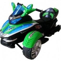 Masinuta electrica copii - Triciclu Electric cu Telecomanda