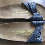 Papuci dama - Papuci NOI, slapi marca Birkenstock masura 41, slapi, papuci ortopedici
