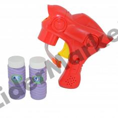 Masina de balonase - Pistol cu baloane de sapun - forma de masinuta, super distractie!