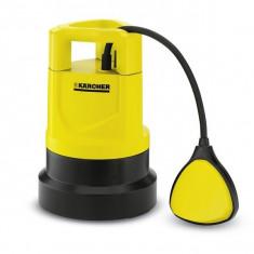 Karcher Pompa submersibila Karcher SCP 6000, 250 W - Aspirator/Tocator frunze