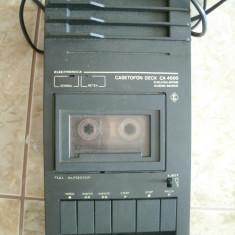 CASETOFON DECK ELECTRONICA CA 4000