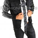 Geaca de blugi tip ZARA - geaca slim fit - geaca fashion - geaca de blugi 4999