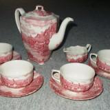 Serviciu - ceai/cafea - portelan Englezesc - Johnson Bros - 4 pers