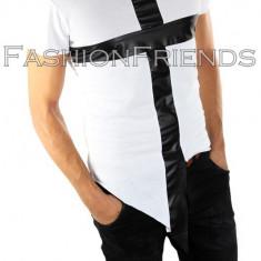 Tricou tip ZARA - tricou barbati - tricou slim fit - tricou fashion - 4981