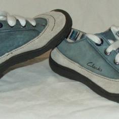 Pantofi copii CLARKS - nr 27, Piele naturala