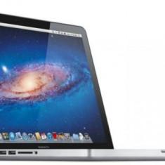 Notebook Apple MacBook Pro md101z/a, procesor Intel Core i5 2.5GHz, 4GB RAM, 500GB HDD