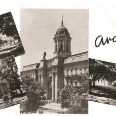 CPI (B5331) CARTE POSTALA - ARAD, RPR, 1960 - Carte Postala Crisana dupa 1918, Circulata, Fotografie
