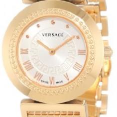 Versace Women's P5Q80D001 S080 Vanitas Rose | 100% original, import SUA, 10 zile lucratoare af12408 - Ceas barbatesc Versace, Quartz