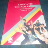 MANUAL EDUCATIE TEHNOLOGICA CLASA V - Manual Clasa a V-a, Economie
