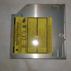 DVD-Writer Laptop Slot Loading SuperDrive for Apple UJ-835-C - Unitate optica laptop Apple, DVD RW