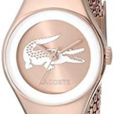 Lacoste Women's 2000875 Valencia Mini Rose | 100% original, import SUA, 10 zile lucratoare af22508 - Ceas dama