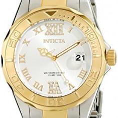 Invicta Women's 12852 Pro Diver Gold | 100% original, import SUA, 10 zile lucratoare af22508 - Ceas dama