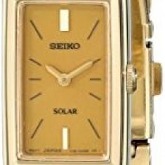 Seiko Women's SUP030 Solar Dress Watch | 100% original, import SUA, 10 zile lucratoare af22508 - Ceas dama