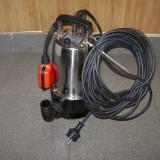 Pompa gradina - Pompa submersibila inox, marca Tip, pentru apa murdara
