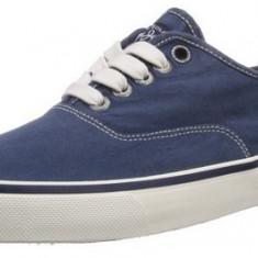 Adidasi originali barbati PEPE JEANS - adidasi panza - tenisi barbati - 41, Culoare: Albastru, Textil