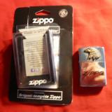 Bricheta marca ZIPPO, h= 5, 6 cm - Bricheta Zippo, Tip: De buzunar