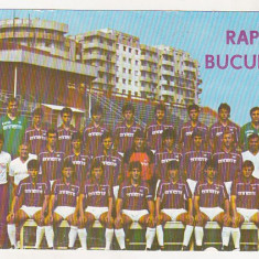Bnk div Rapid Bucuresti - poza sezonul 1989-1990