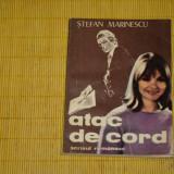 Beletristica - Atac de cord - Stefan Marinescu - Scrisul Romanesc - 1984