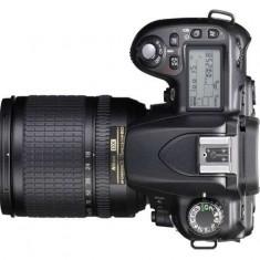 Nikon D80, 11k cadre + accesorii - DSLR Nikon, Kit (cu obiectiv), 10 Mpx