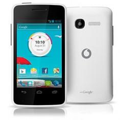 Telefon mobil Vodafone, Alb, Nu se aplica, Neblocat, Fara procesor, Nu se aplica - Vodafone Smart 4 mini noi white, black noi sigilate la cutie, 1an gar PRET:220lei