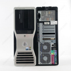 CALCULATOR DELL PRECISION 490 INTEL XEON DUAL E5110 1.60GHZ/4GB/250GB/DVD-RW - Sisteme desktop fara monitor Dell, 1501- 2000Mhz, 200-499 GB, LGA 771/ J