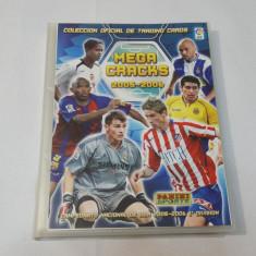 Cartonas de colectie - Colectie album cartonase Mega Cracks 2005-2006 - 316 cartonase + album