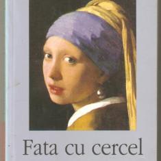 Roman dragoste - Tracy Chevalier-Fata cu cercel de perla