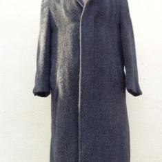 Palton barbati, L, Lana - Palton Dolzer din tesatura alpaca