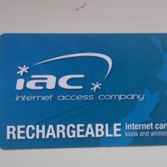 Card plastic colectie - internet Noua Zeelanda - Catela telefonica