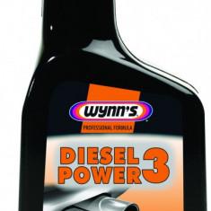Diesel power 3 Aditiv prfesional pentru motoare diesel