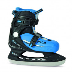 Patine copii Fila J-One ice HR black/blue