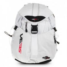 Rucsac Role Seba Small Backpack alb