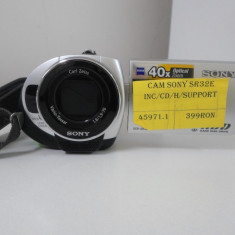 Camera video sony sr32e (lct)