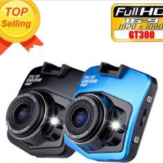 Camera video auto, 32GB, Wide, Single, Senzor imagine MP CMOS: 12, Full HD - DVR Auto Novatek C900 Camera Video 12 MP Full HD 1080P Nightvis H264 30fps 170°