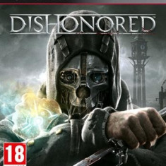 Dishonored Ps3 - Jocuri PS3 Bethesda Softworks