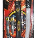 Ninja-Set pentru baieti cu sabie ce lumineaza - Cod 13056