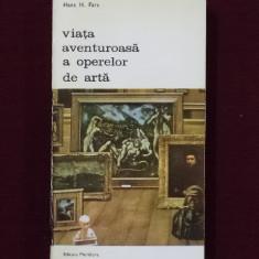 Album Pictura - Hans H. Pars - Viata aventuroasa a operelor de arta - 372205