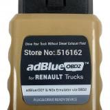 Emulator Adblue 8 in 1 camioane RENAULT pe OBD2 - Interfata diagnoza auto