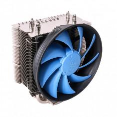 Racire silent Cooler Tower Deepcool Heatpipes Intel Lga 1155 1156 1150 1151 - Cooler PC Deepcool, Pentru procesoare