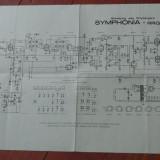 Colectii - Plansa cu circuite / Radio Symphonia RRG-61-2 !!!